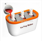 Summer New products of 3 Pops Frozen Ice Pop Maker