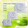 3x1w/5x1w/7x1w LED Ceiling Panel