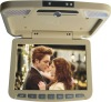 10 inch car roof flip down monitor DVD player