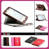 Hot selling 360 degree rotate PU case for Mini iPad PD701