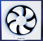Plastic Louver Draught Fan