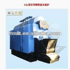 coal fired travelling grate boiler in china