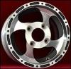 ATV Wheel rims 12inch ZW-A011/012