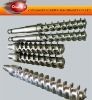 rubber machine screw and barrel