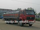 Sinoturk Steyr 6X4 fuel truck