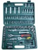 "94pcs socket set (1/2"" & 1/4""), ratchet wrench, CRV"