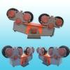 bridge crane roulette wheel set
