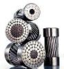 aluminum conductor steel reinforced (ACSR) DIN 48 204-APR 1984