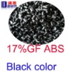 17% GF ABS plastic material