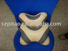 HIGHT QUALITY pu leather back cushion use in car seat