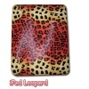 Leopard Hard Back Cover Case fits for iPad