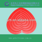 High tempreture silicone anti-slip pad