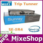 sunray4 HD SE 800se three tuner with wifi OEM 800se 4