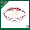 Football shaped Scratch Pad for Promotion SDMP-110257