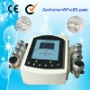 cavitation rf machine + oriented cellulite crack equipment Au-48B