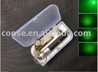 532nm green laser pointer keyring 30mW