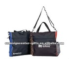 Good design dual-use polyester leisure bag