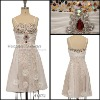 Popular New arabic evening dress 2011 hy873