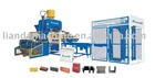QYJ-8000 Hydraulic curbstone machine