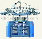 Single 3-Thread Fleece Circular Knitting Machine