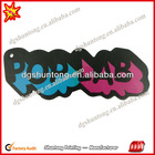 2013 newest 600gsm customized paper garment hang tag with matt lamination