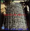 Oil tube mesh machine