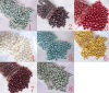 9-10mm mixed color freshwater pearl beads loose beads with 2mm hole