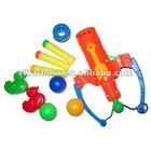 Bow Arrow Table Tennis & EVA Bullet Gun