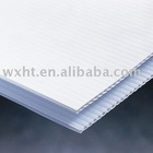 Polypropylene fluted sheet(Packaging Grade)