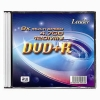Leadisk brand printed dvd+r/dvd-r in 5.2mm maxi Slim Jewel Box packing