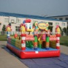 Amusement park !!! Inflatable equipment sales for kids