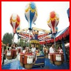 Fairground rides outdoor attractions for theme parks amusement ride samba balloon