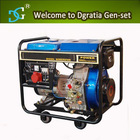 Hot sell in Pakistan 7.5kva portable diesel generator