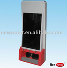 LCD TV Advertising LCD SHOE POLISHER( XLD - L37 )