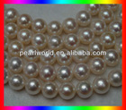 12 mm AAAA Shinning luster& top quality perfect round pearl necklace