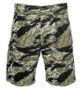 Camoflage military trousers