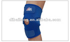 BLUE Neoprene sport support wrap knee protect with high quality
