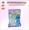 Yickchi liquorice/licorice candy rolls in Blue Rapberry flavour.(TF-8003).