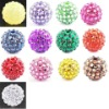 Shamballa earring arcylic beads Fashion jewelry 1 dollar