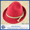 Classic 100% wool German Alpine Hiking Hat