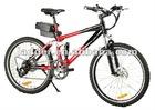 "BT-EMB08 Aluminum alloy 6061 T6 electric mountain bikes 26"""