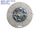 Clutch disc for benz