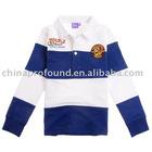 children t shirt 100% cotton polo