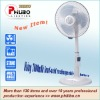 Rechargeable Electric Fan Stand Fan with Remot Control