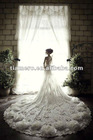 Alibaba See Through Wedding Dresses 2013 TH-5132
