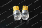 Car LED T10 1.5W light lens