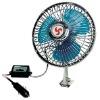 6 Inch Oscillating Car Fan