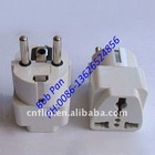 USA UK Australia Asia to EU Travel Adaptor Plug Adapter