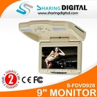 Sharing Digital Roof mounted multimedia DVD Player for all market car
