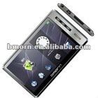 5 Inch touch screen MP4 Player(BM586T-AAB)
